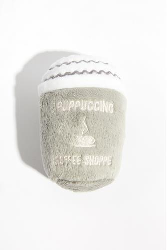Puppuccino Dog Toy GREY