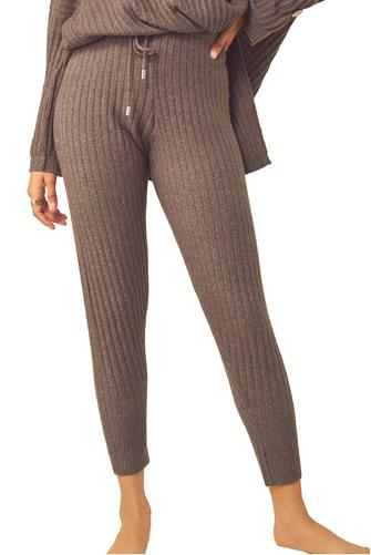 Around The Clock Thermal Jogger CHARCOAL