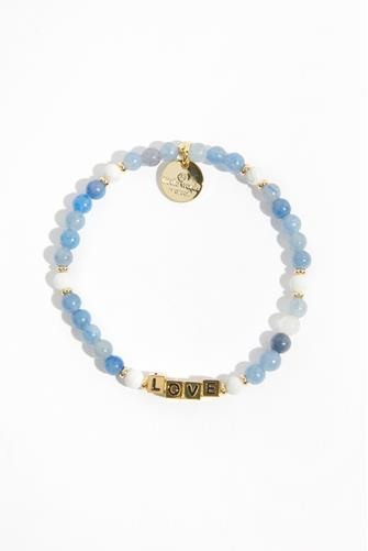 Love Bluestone Gold Bracelet GOLD