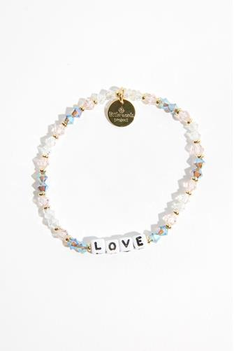 Love Arrow Bracelet WHITE