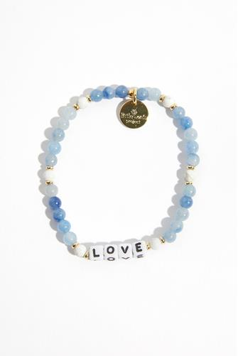 Love Bluestone White Bracelet WHITE