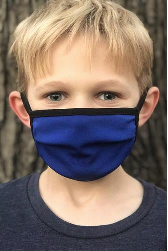 Kids Royal Mask BLUE