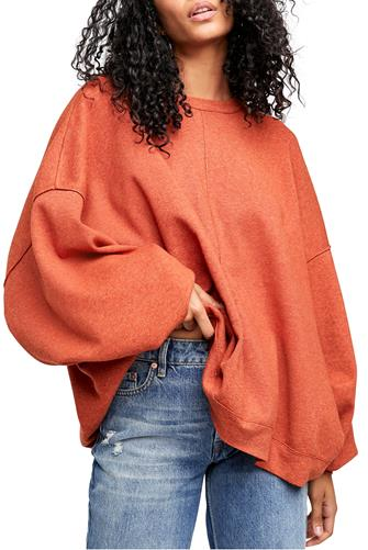 Uptown Pullover RUST