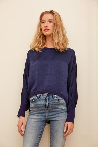 Silky Top NAVY