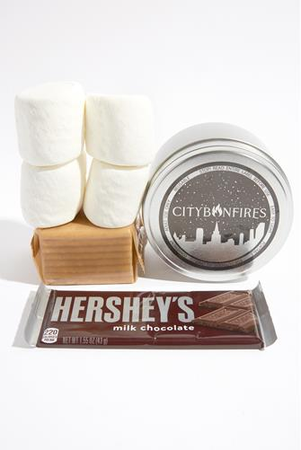 City Bonfire + S'mores Kit Combo MULTI