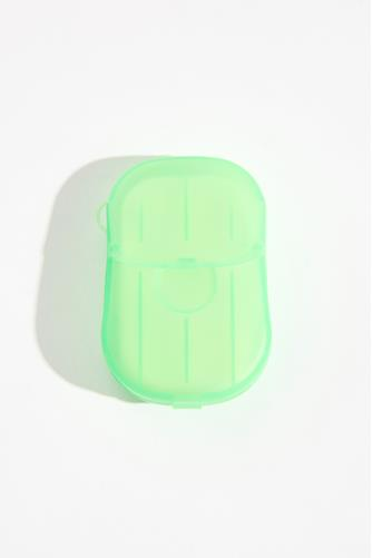 Travel Soap Sheets GREEN
