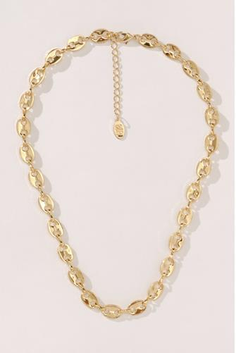 Della Chain Necklace GOLD