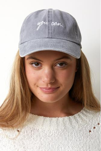 You Can Hat GREY