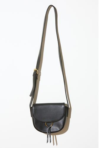 Ivy Crossbody Bag BLACK