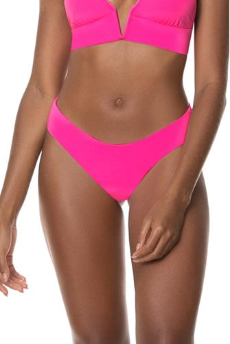 Fuchsia Agate Sublime Hipster Reversible Bikini Bottom FUCHSIA