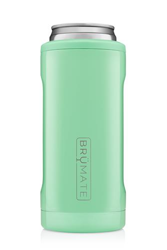 Seafoam Hopsulator Slim Can Cooler JADE GREEN