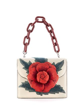 Embroidered Mini TRO Bag