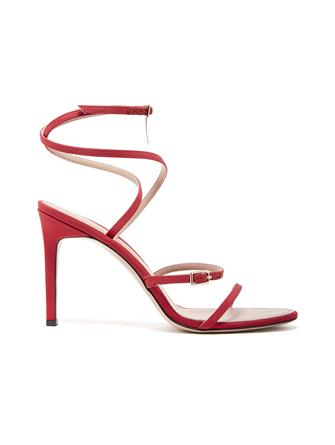 Ruby Asymmetric Sandals