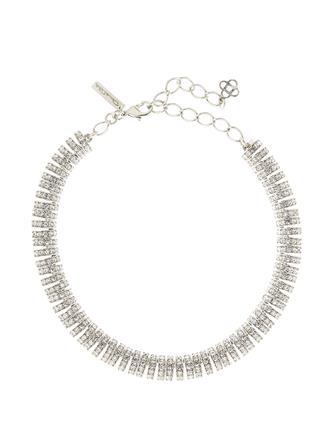 Pavé Caterpillar Necklace