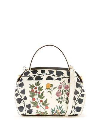 Printed Leather Baby Nolo Bag
