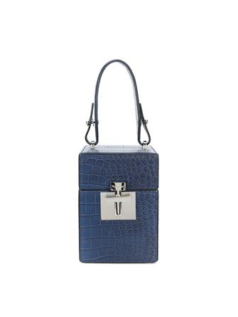 Atlantic Alligator Mini Alibi Bag