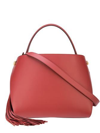 Terracotta Leather Nolo Bag