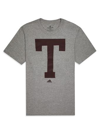 Texas A&M Adidas Block T T-Shirt
