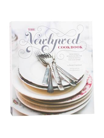 The Newlywed Cookbook Hardcover