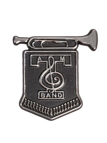 Texas A&M Fightin' Texas Aggie Band Auto Emblem