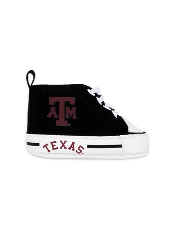 Texas A&M HighTop Prewalker Infant Shoes