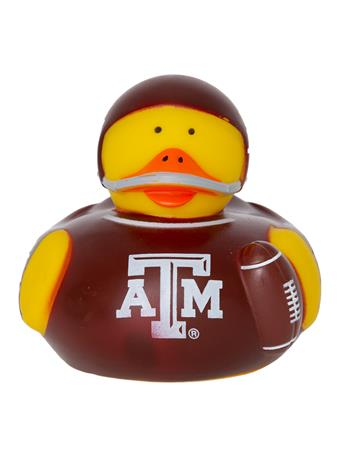 4inch Texas A&M Rubber Duck