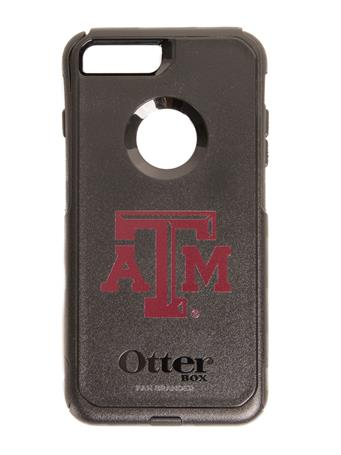 Texas A&M OtterBox iPhone 8 Plus/7 Plus Commuter Case