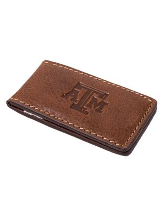 Texas A&M Westbridge Money Clip