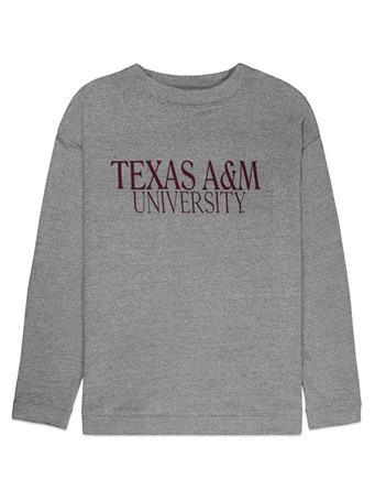 Texas A&M University Commit Sweatshirt