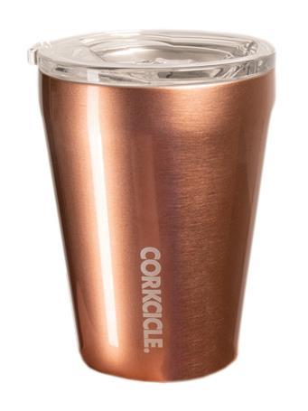 Corkcicle 12oz Copper Tumbler