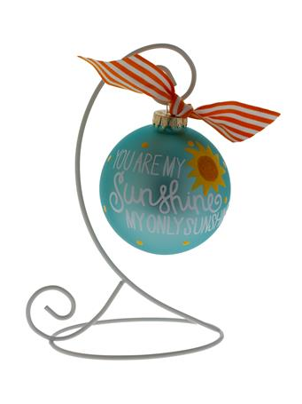 Coton Colors You Are Sunshine Ornament