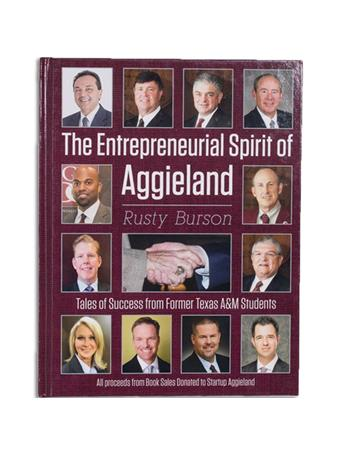 Entrepreneurial Spirit of Aggieland Book