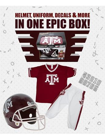 Texas A&M Aggie Deluxe Uniform Set