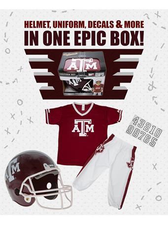 Texas A&M Aggie Deluxe Uniform Set