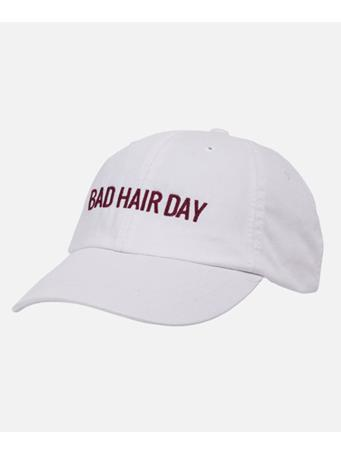 Friday Saturday Bad Hair Day Hat