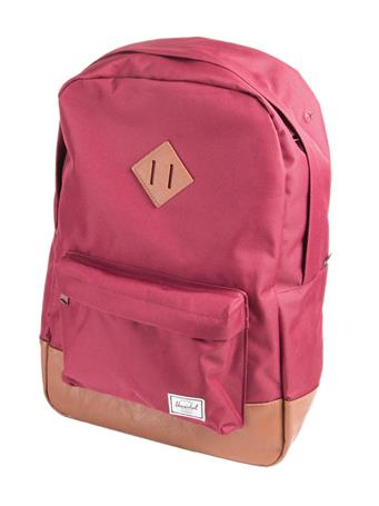 Maroon Herschel Heritage Backpack