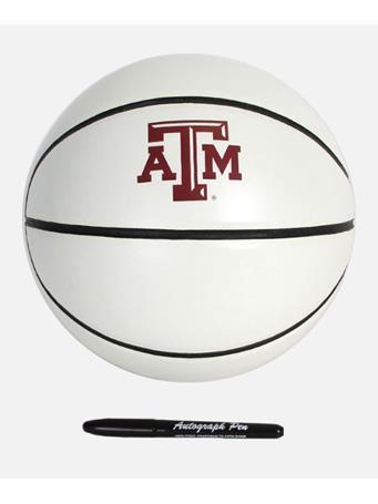Texas A&M Signature Series Basketball