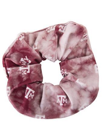 Texas A&M League Aggie Spirit Scrunchie