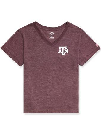 Texas A&M League Women's Intramural Boyfriend T-Shirt