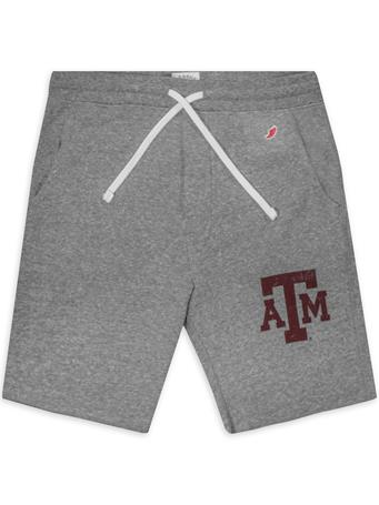 Texas A&M League Fleece-Lined Jogger Shorts