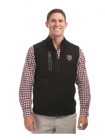 Texas A&M Levelwear Men's Dean Vest