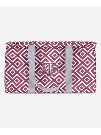 Texas A&M Double Diamond Picnic Caddy