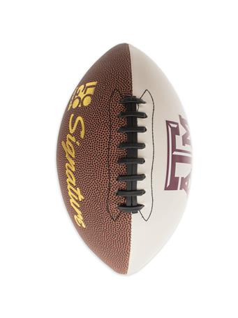 Texas A&M Full Size Autograph Football