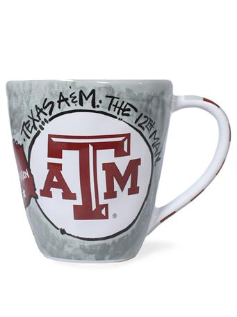 Texas A&M Aggies 12th Man Mug