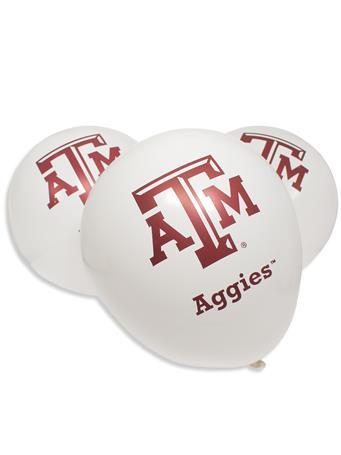 Texas A&M Aggie Latex Balloons