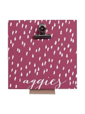 Texas A&M Aggies Clip Picture Frame