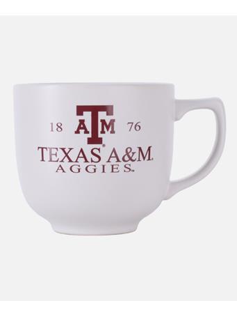 Texas A&M Aggie Martin Matte Finish Mug