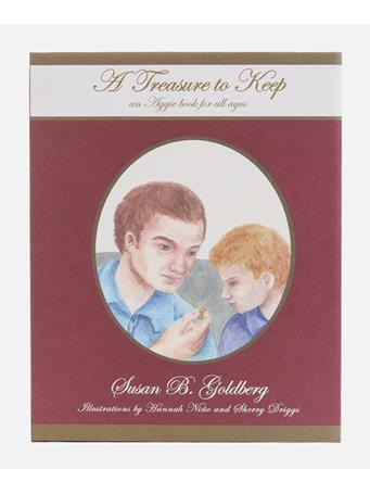 A Treasure to Keep by Susan B Goldberg