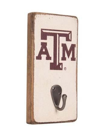 Texas A&M Wooden Leash Holder