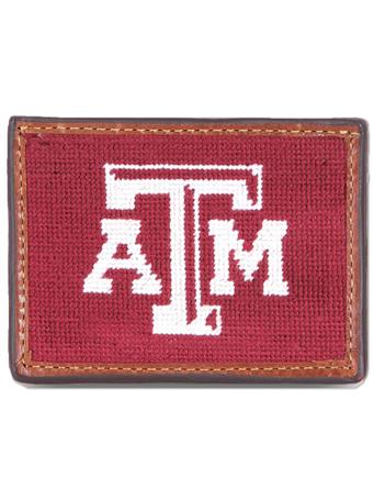 Texas A&M Smathers & Branson Card Wallet